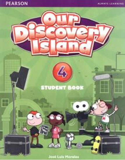 Picture of OUR DISCOVERY ISLAND 4 - SB/WB/ONLINE ACCESS CODE/MULTIROM