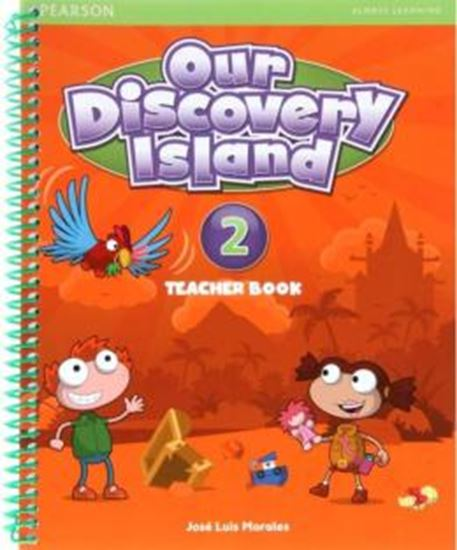 Picture of OUR DISCOVERY ISLAND TEACHER BOOK 2 ENGLISH PACK (TB + WORKBOOK + ONLINE ACCESS CODE + MULTIROM)