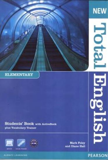 Picture of NEW TOTAL ENGLISH ELEMENTARY STUDENT´S BOOK WITH ACTIVE BOOK CD-ROM