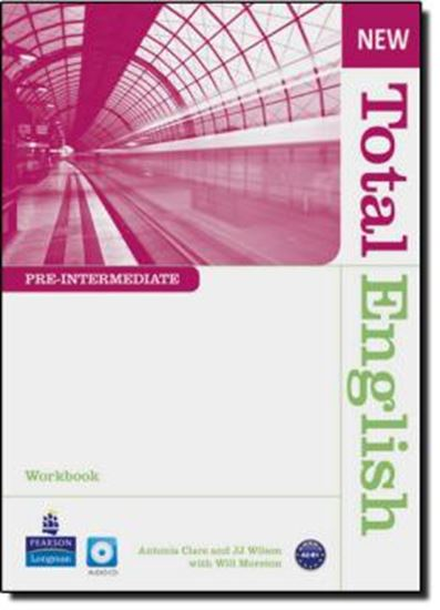 Picture of NEW TOTAL ENGLISH PRE INTERMEDIATE WORKBOOK WITHOUT KEY AUD CD PACK