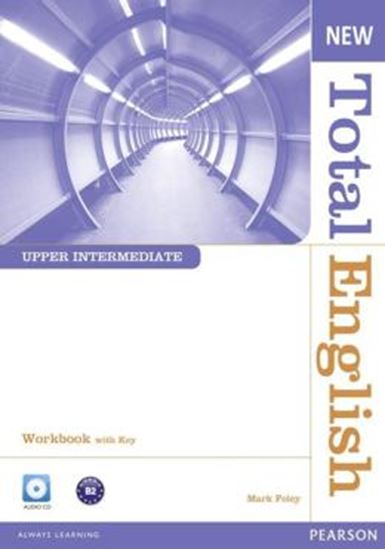 Picture of NEW TOTAL ENGLISH UPPER INTERMEDIATE WORK BOOK WITH KEY & AUDIO CD PACK
