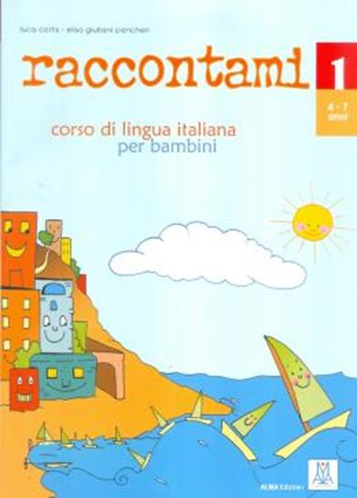 Picture of RACCONTAMI 1 (LIBRO BAMBINO + CD AUDIO)