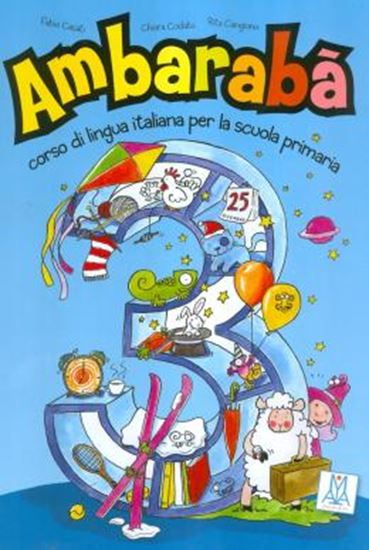 Picture of AMBARABA 3 (LIBRO DELLO STUDENTE)