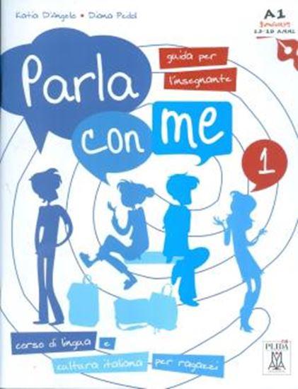 Picture of PARLA CON ME 1 - GUIDA PER INSEGNANTE
