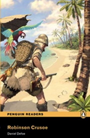 Picture of ROBINSON CRUSOE WITH CD MP3