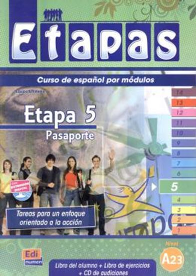 Picture of ETAPAS ETAPA 5 - A2.3 - ALUMNO + CD