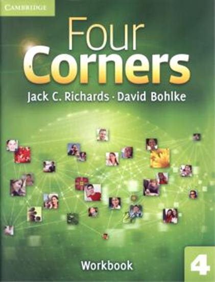 Picture of FOUR CORNERS 4 WORKBOOK