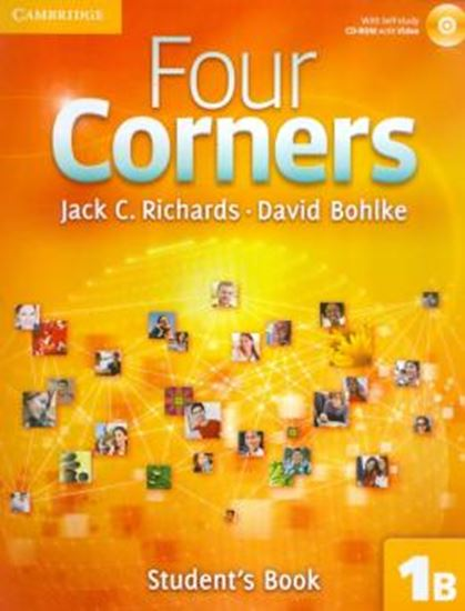 Picture of FOUR CORNERS LEVEL 1 STUDENT´S BOOK B WITH SELF-STUDY CD-ROM