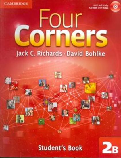 Picture of FOUR CORNERS LEVEL 2 STUDENT´S BOOK B WITH SELF-STUDY CD-ROM