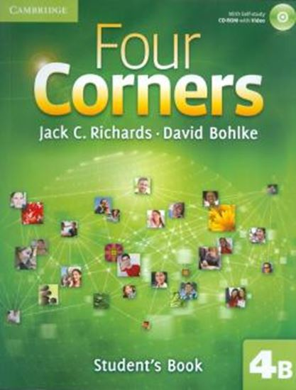 Picture of FOUR CORNERS LEVEL 4 STUDENT´S BOOK B WITH SELF-STUDY CD-ROM