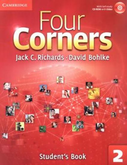 Picture of FOUR CORNERS 2 STUDENT´S BOOK WITH SELF-STUDY CD-ROM