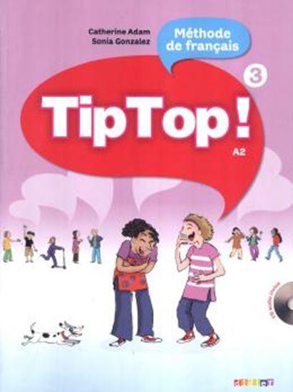 Picture of TIP TOP! 3 - LIVRE DE L´ELEVE + CD