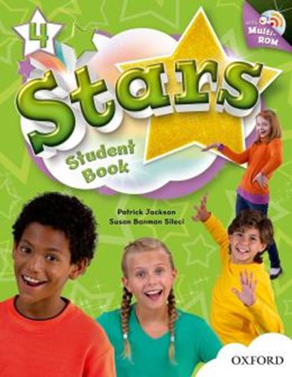 Picture of STARS 4 STUDENT´S BOOK WITH MULTIROM PACK