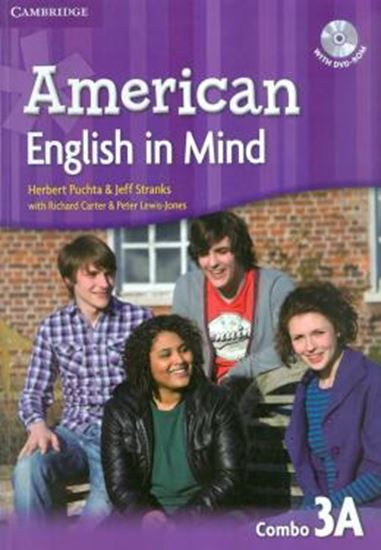 Picture of AMERICAN ENGLISH IN MIND 3A COMBO WITH DVD-ROM