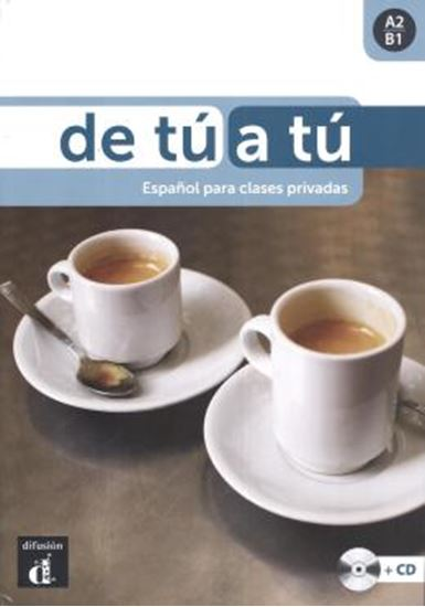 Picture of DE TU A TU - LIBRO DEL ALUMNO + CD