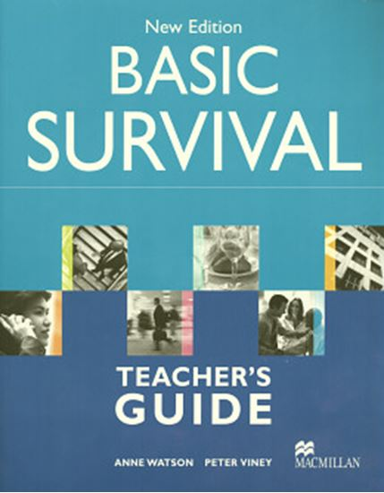 Picture of BASIC SURVIVAL TEACHER`S GUIDE NEW EDITION