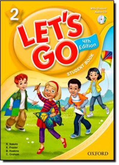 Picture of LETS GO 2 STUDENTS BOOK WITH MULTI-ROM PACK - FOURTH EDITION