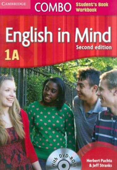 Picture of ENGLISH IN MIND 1A SB WITH DVD-ROM - 2ND ED