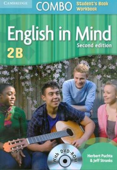 Picture of ENGLISH IN MIND LEVEL 2 COMBO B WITH DVD-ROM SECOND EDITION