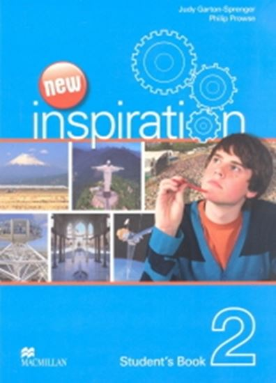 Picture of NEW INSPIRATION 2 - STUDENT´S BOOK