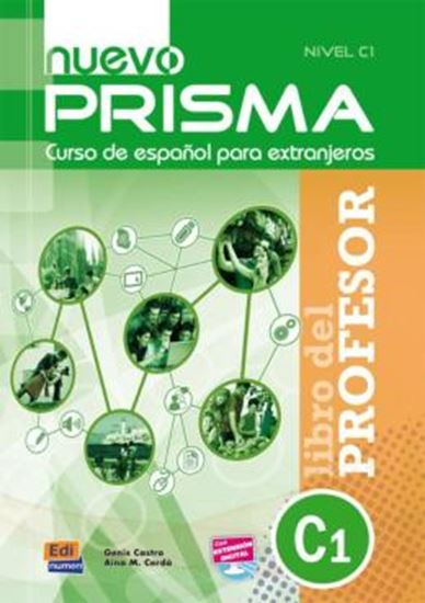 Picture of NUEVO PRISMA C1 LIBRO DEL PROFESOR