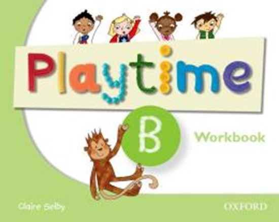Picture of PLAYTIME B WORKBOOK