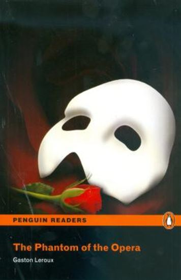 Picture of PHANTOM OF THE OPERA 5 BOOK & MP3 PACK