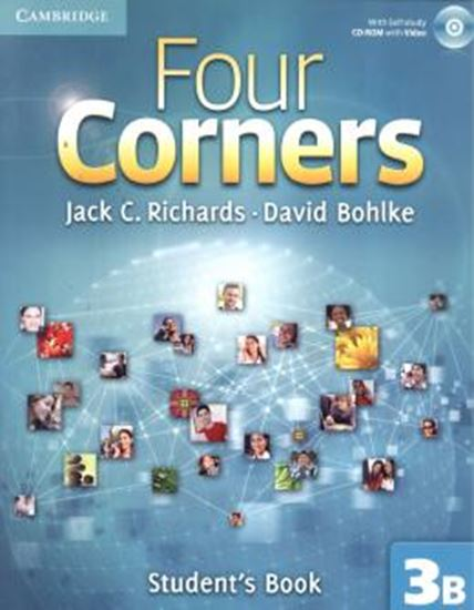 Picture of FOUR CORNERS 3B STUDENT´S BOOK WITH SELF-STUDY CD-ROM