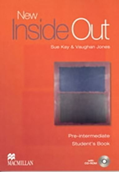 Picture of NEW INSIDE OUT PRE-INTERMEDIATE - WORKBOOK WITH AUDIO CD NO/KEY