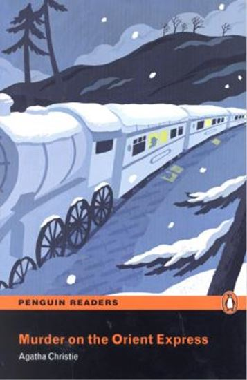 Picture of MURDER ON THE ORIENT EXPRESS - WITH MP3 CD-AUDIO
