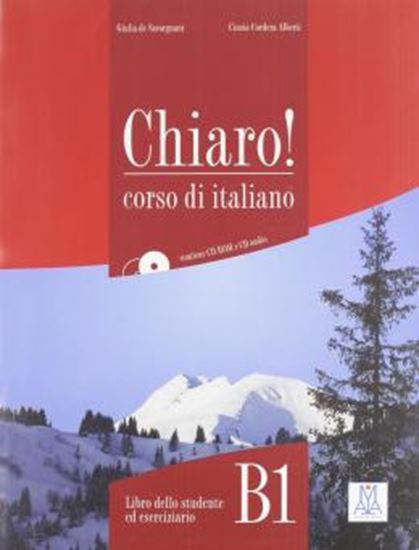 Picture of CHIARO! B1 - LIBRO STUDENTE + CD-ROM