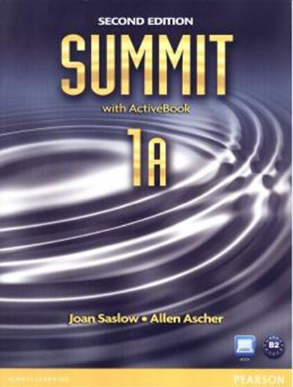 Picture of SUMMIT 1A SB & WB SPLIT - WITH ACTIVE BOOK CD-ROM - 2ND ED