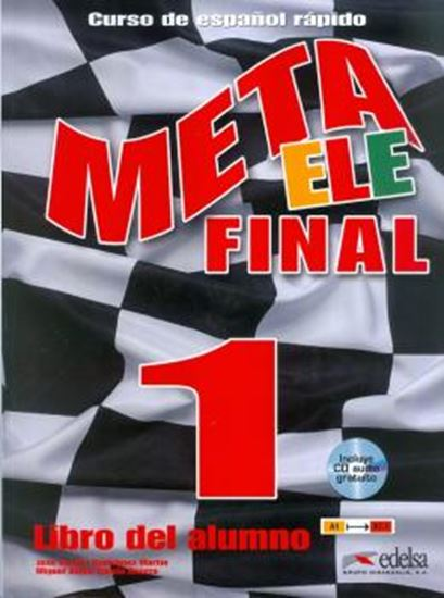 Picture of META ELE FINAL 1 LIBRO DEL ALUMNO