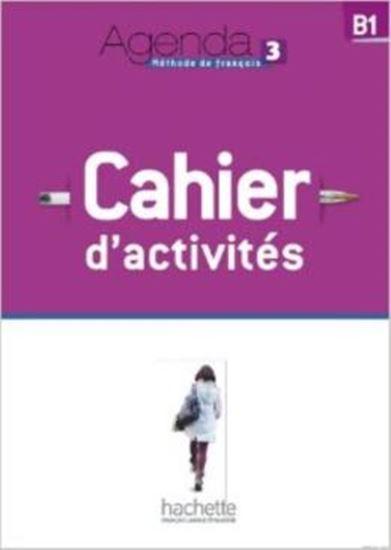 Picture of AGENDA 3 CAHIER D´ACTIVITES + CD AUDIO