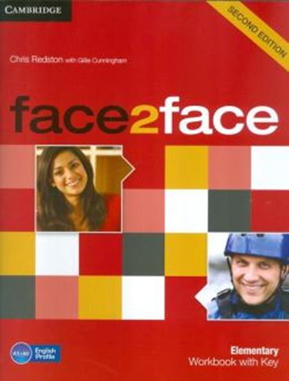 Picture of FACE2FACE 2ND EDITION ELEMENTARY WORKBOOK WITH KEY - 2ND ED