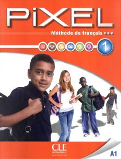 Picture of PIXEL 1 - LIVRE D´ELEVE + DVD ROM