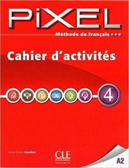 Picture of PIXEL 4 - CAHIER D ´ACTIVITES