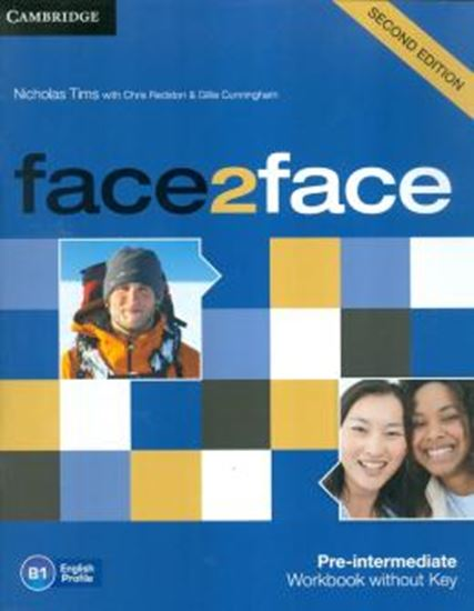 Picture of FACE2FACE PRE-INTERM WB WITHOUT KEY - 2ND ED