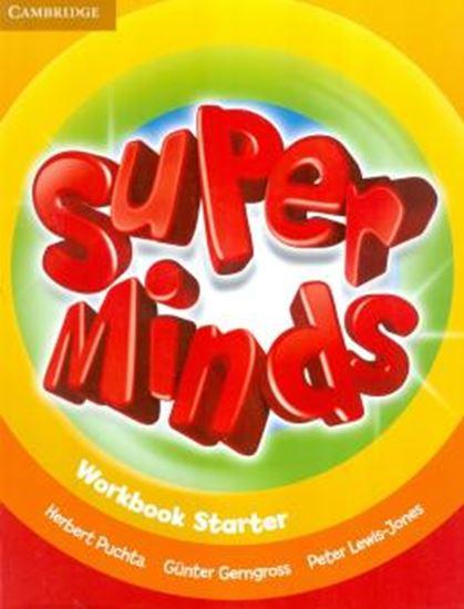 Picture of SUPER MINDS BRITISH STARTER WB