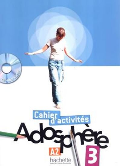 Picture of ADOSPHERE 3 - CAHIER D´ACTIVITES - CD-ROM