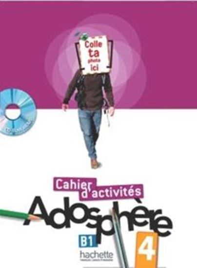 Picture of ADOSPHERE 4 - CAHIER D´ACTIVITES + CD-ROM
