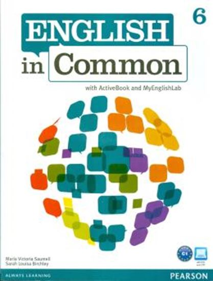 Picture of ENGLISH IN COMMON 6 WITH ACTIVEBOOK AND MYENGLISHLAB