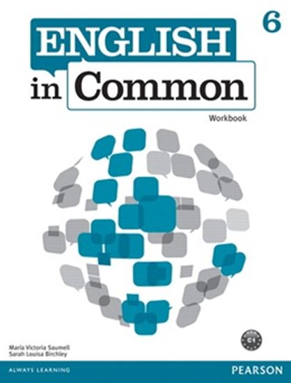 Picture of ENGLISH IN COMMON 6 WB