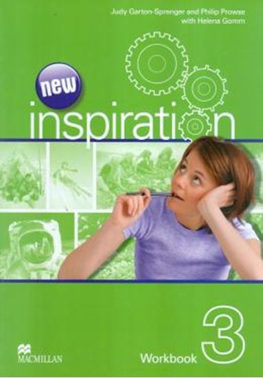 Picture of NEW INSPIRATION 3 - WORKBOOK