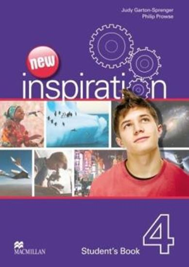 Picture of NEW INSPIRATION 4 - STUDENT´S BOOK