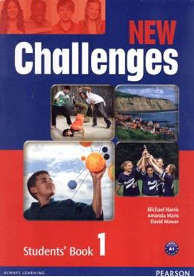 Picture of NEW CHALLENGES 1 STUDENT S BOOK