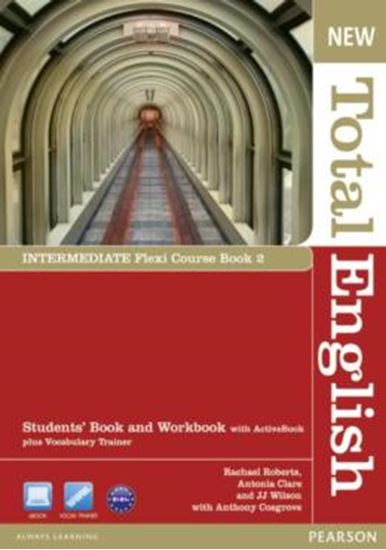 Picture of NEW TOTAL ENGLISH - INTERMEDIATE FLEXI COURSE BOOK 2