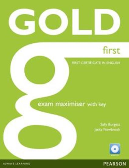 Picture of GOLD FIRST EXAM MAXIMISER (WITH KEY) AND AUDIO CD