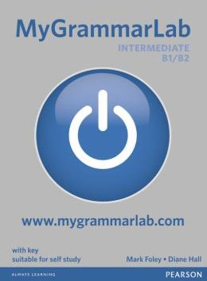 Picture of MY GRAMMAR LAB INTERMEDIATE -  (B1/B2) STUDENT BOOK WITH KEY AND MYLAB