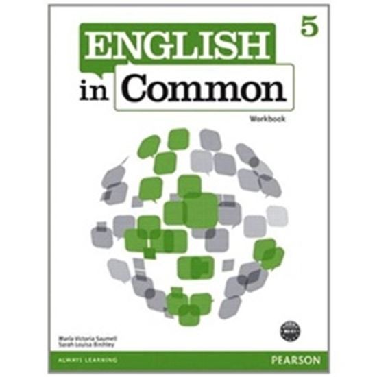 Picture of ENGLISH IN COMMON 5 WB